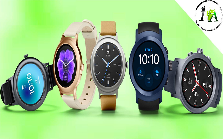 Watch sport و LG Watch style