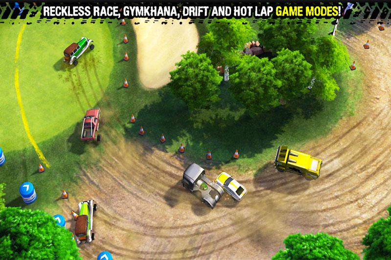 تحميل لعبة reckless race 3