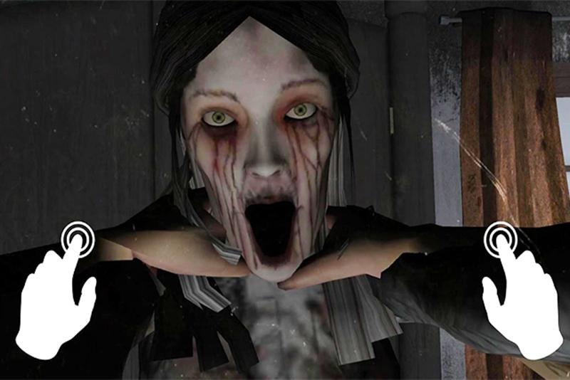 تحميل the fear: creepy scream house للاندرويد.