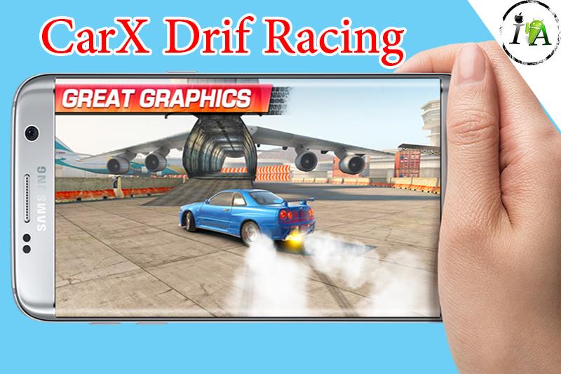 تحميل لعبة carx drifting racing للاندرويد
