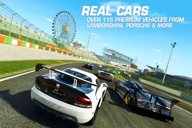 تحميل real racing 3 للاندرويد
