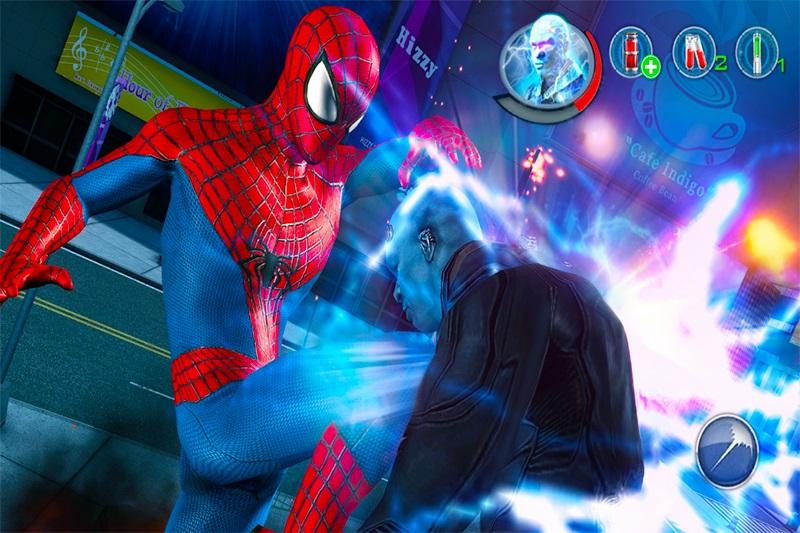 تحميل لعبة amazing spiderman 2 للاندرويد
