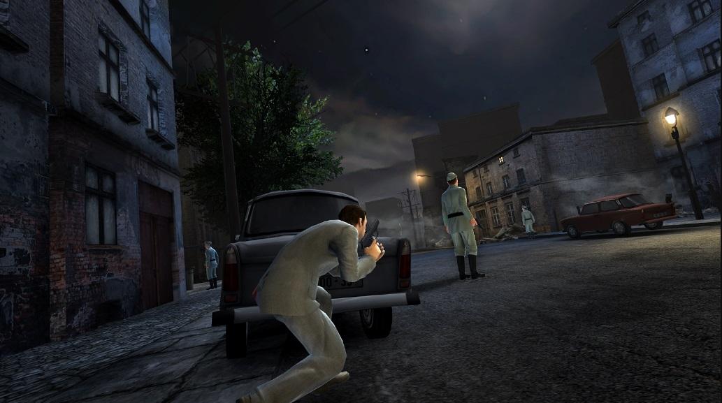 تحميل لعبة الجواسيس والمحقيقين mission berlin للاندرويد بدون انترنيت وبحجم 60mb