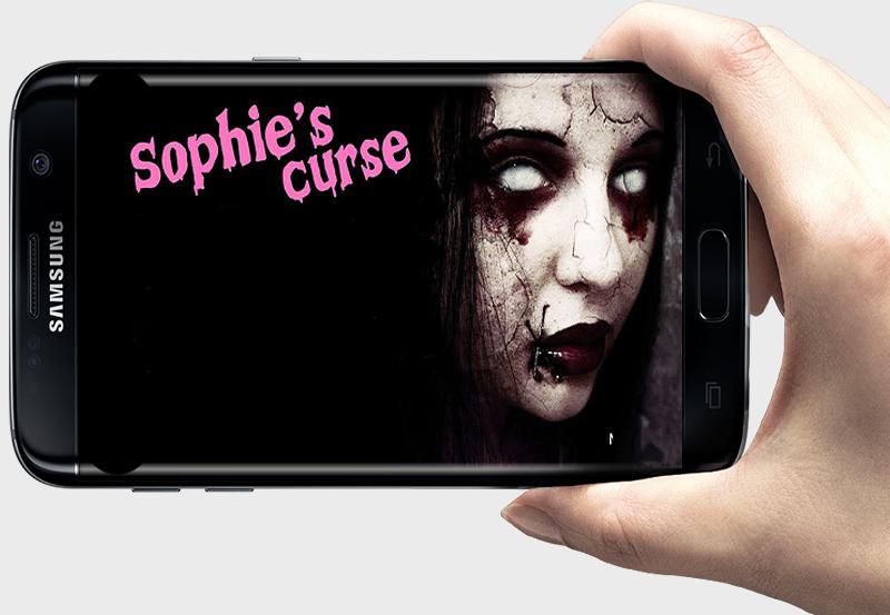 تحميل لعبة  الرعب sophie's curse التي ارعبت اشهر يوتبرز الاجانب للاندرويد