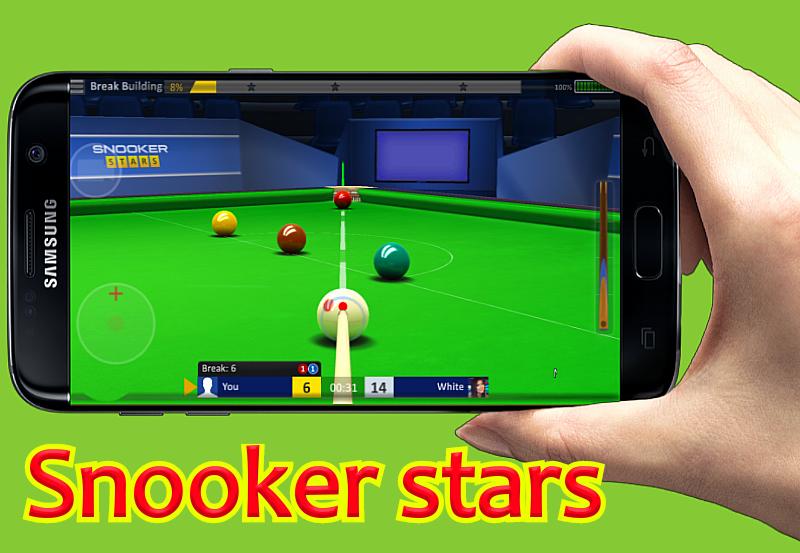 تحميل لعبة snooker stars مهكرة