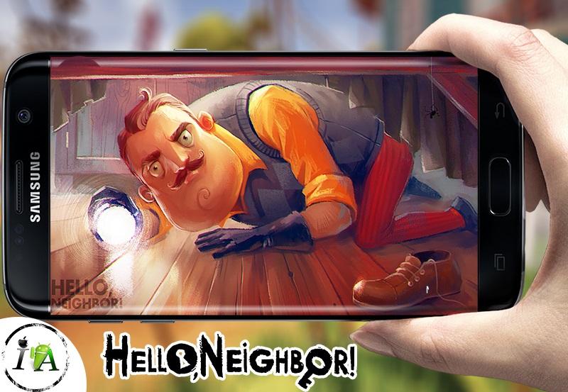 تحميل لعبة hello neighbor للاندرويد