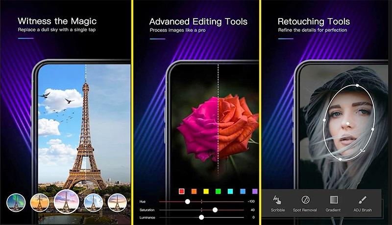 افضل 5 تطبيقات تعديل وتحرير الصور للاندرويد 2018 ترقى لمستوى الفوتوشوب