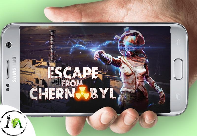 تحميل لعبة الرعب الجديدة 2018 Escape from Chernobyl للاندرويد