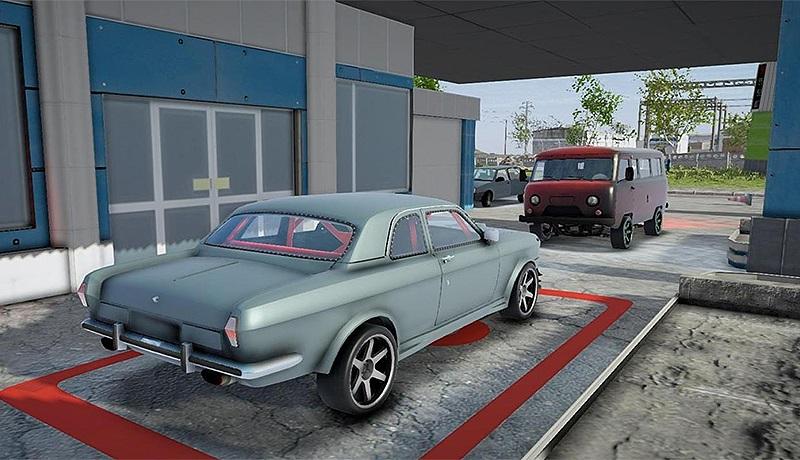 تحميل لعبة madout car parking للاندرويد