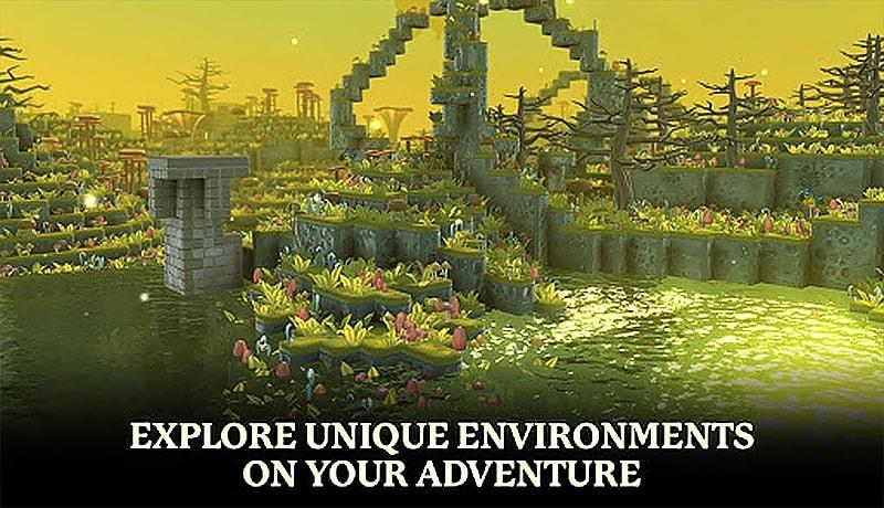 تحميل لعبة portal knights apk+ obb للاندرويد| افضل لعبة عالم مفتوح بدون نت