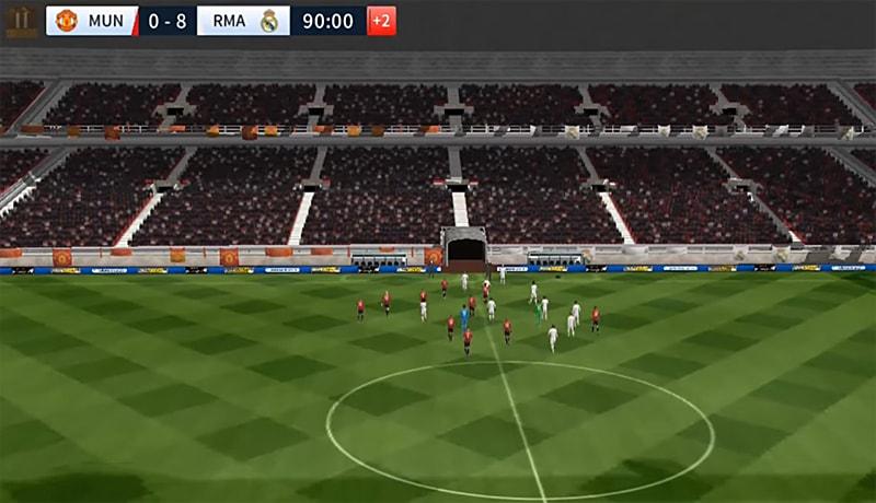 حصريا تحميل لعبة Dream League Soccer 2020 مهكرة فقط APk من مديا فاير