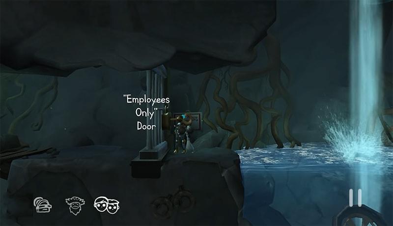 تحميل لعبة the cave apk + obb للاندرويد