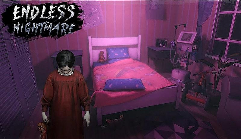 تحميل لعبة Endless Nightmare للاندرويد