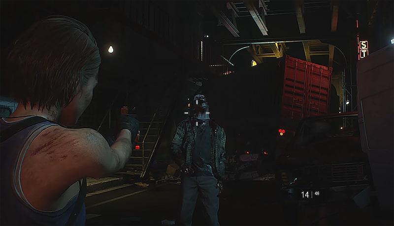 تحميل لعبة resident evil 3 remake demo للكمبيوتر PC | demo الإصدار التجريبي steam