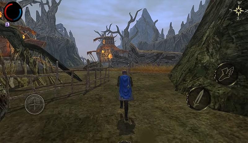 تحميل لعبة Aralon: Forge and Flame apk +obb للاندرويد