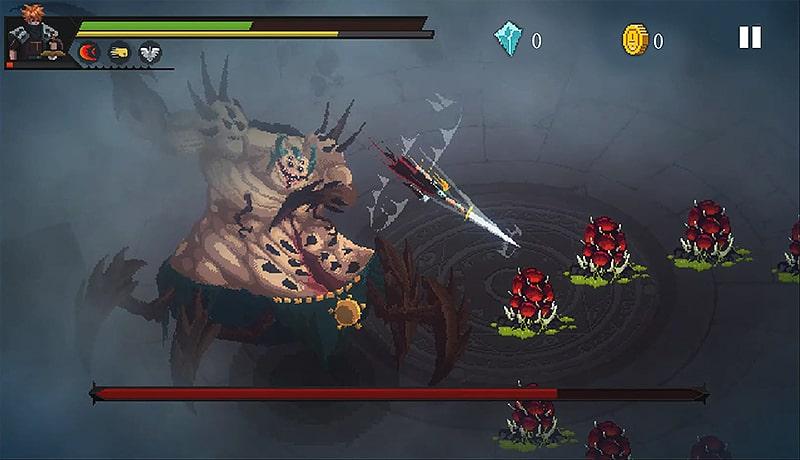 تحميل لعبة Dark Raider apk للاندرويد