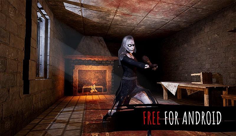 تحميل لعبة Sinister Night apk للاندرويد