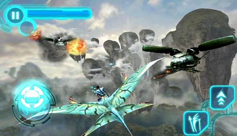 تحميل لعبة avatar mobile للاندرويد